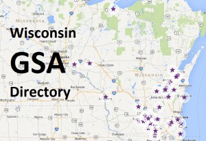 WI GSA Directory Map